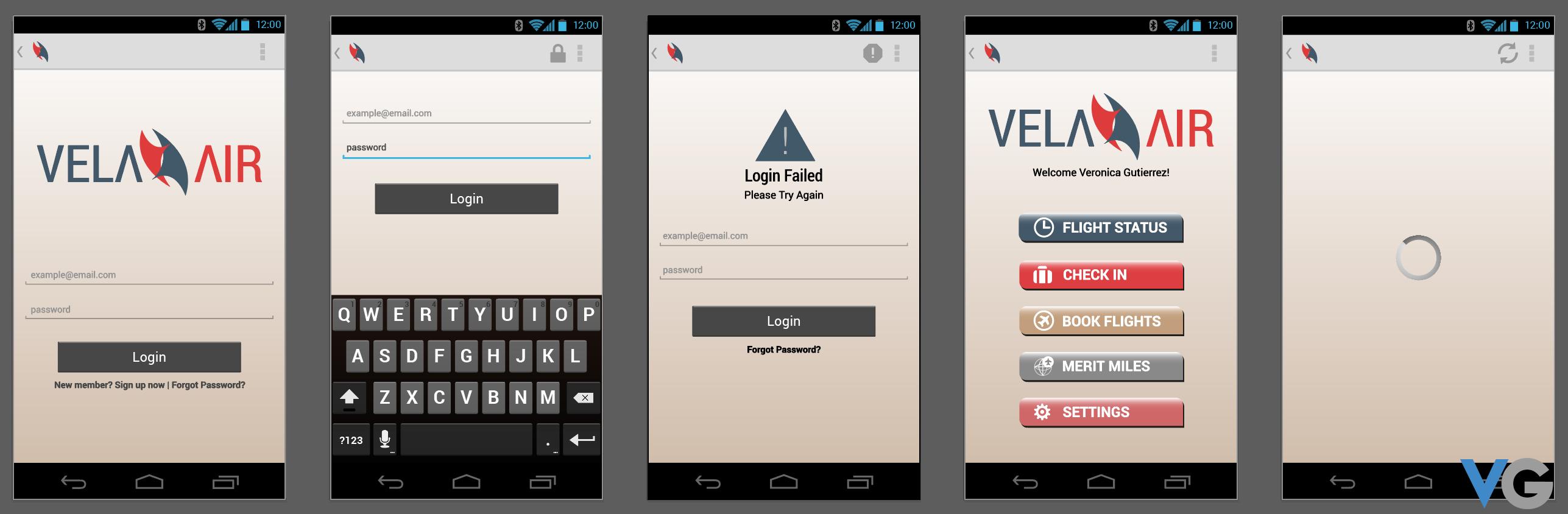 App Vela Air