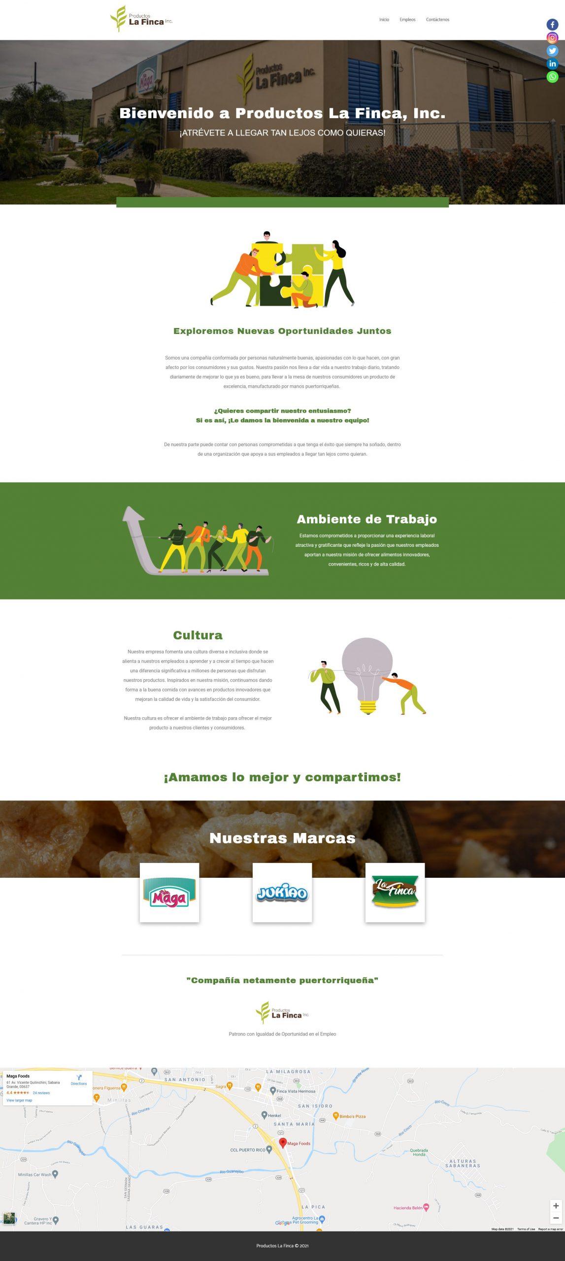 empleos.magafoods.com