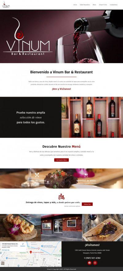 vinum webdesign